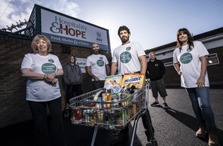 Winter 2020 Foodbank Challenge